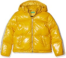 United Colors of Benetton Girl's Coat