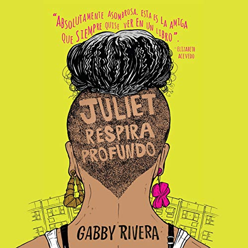Juliet respira profundo [Juliet Takes a Breath]  By  cover art