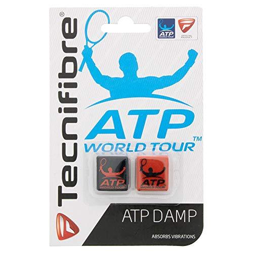 TECNIFIBRE ATP DAMP X2 ROJO