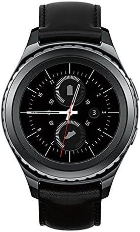 Samsung Gear S2 Classic Smartwatch – Black – SM-R7320ZKAXAR (Renewed)