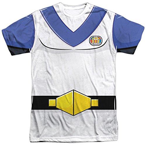 Voltron- Lance Costume Tee (Front/Back) T-Shirt Size XXXL