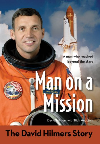 Man on a Mission: The David Hilmers Story (ZonderKidz Biography) (English Edition)