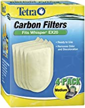 Tetra Whisper EX Carbon Filter Cartridges - Ready to Use