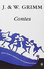 Contes pour les enfants et la maison ( 2 volumes) de Jakob et Wilhelm Grimm