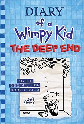 The Deep End (Diary of a Wimpy Kid Book...