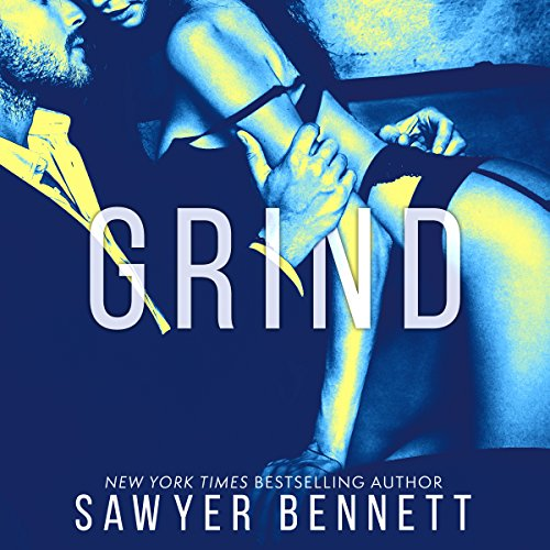 Grind audiobook cover art