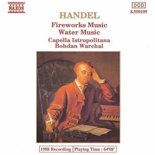 Royal Fireworks / Water Music by G.F. Handel (2004-11-18)