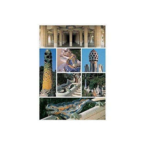Puzzle 1000 piezas 'Gaudi Park Güell'