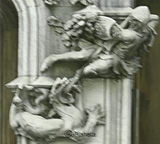 Guia de la Barcelona de Carlos Ruiz Zafón (Clàssica)