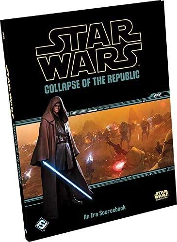 Collapse of the Republic - Star Wars Roleplaying