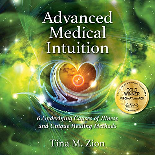 Couverture de Advanced Medical Intuition