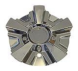Lexani Strada Massiv PD-CAPSX-P5179 Chrome Wheel Center Cap