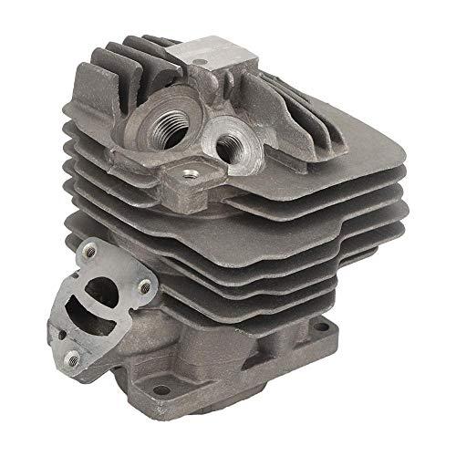 Kettensägenzubehör mit kompakter Struktur, einfach zu montierender Kettensägezylinder, Aluminiumdruckguss, Baugruppe für MS261-Zylinderbaugruppe