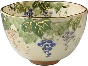 KIYOMIZU Ware Matcha Bowl Grapes