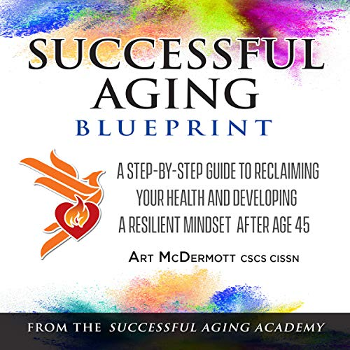 Successful Aging Blueprint audiobook cover art