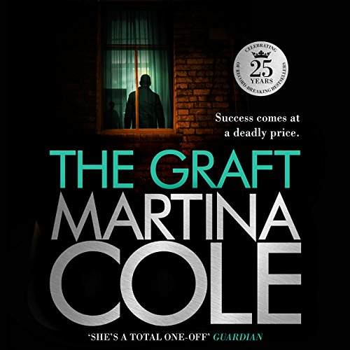The Graft audiobook cover art