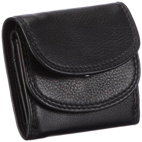 Maitre Damen f3 Guntram BillFold SF Geldbörsen, Schwarz (black 900), 8x7x1 cm