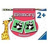 Ravensburger- memory- Animaux- Jeu Educatif- A partir de 2 ans- 24153