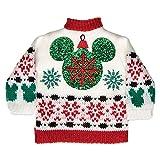 ディズニー ミッキーマウス ホリデーボトルセーター