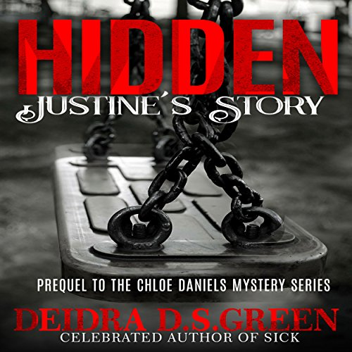 Hidden: Justine's Story audiobook cover art