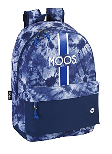 Moos - Mochila adaptable, 30 x 46 cm (Safta 611507758)