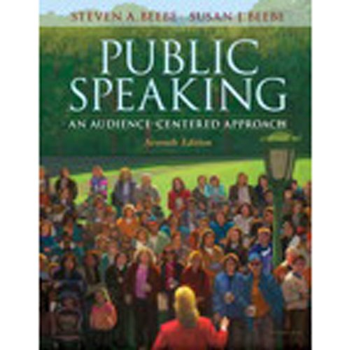 VangoNotes for Public Speaking  By  cover art