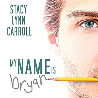 My Name is Bryan audiobook cover art