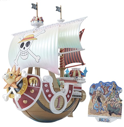Bandai Model Kit-58088 58088 One Piece-Grand Ship Collection 14 Piccola-Thousand Sunny Mem, 19771