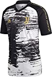 adidas 2020-2021 Juventus Pre-Match Training Football Soccer T-Shirt Jersey