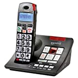 Serene Innovations CL-60A Amplified Talking Caller ID Cordless Phone with Amplified & Slow-play Answering...