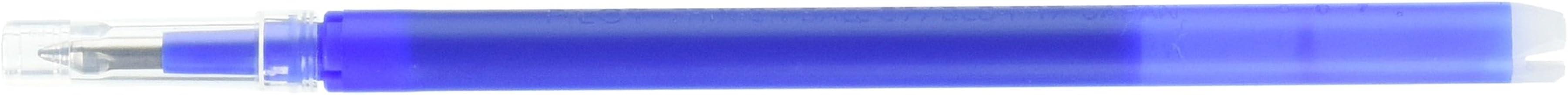 Pilot FriXion Ballpoint Pen Refill, 07, Blue (LFBKRF30F3L)