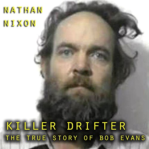 Killer Drifter audiobook cover art