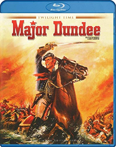 Major Dundee (Limited Edition)