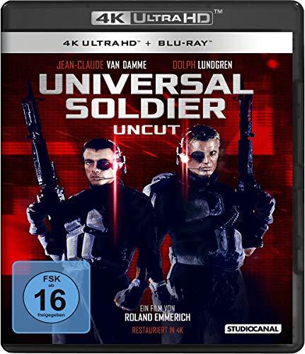 Universal Soldier / Uncut (4K Ultra HD + BR2D) [Blu-ray]