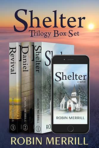 Shelter Trilogy Box Set (English Edition)