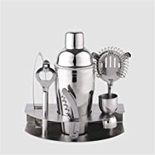 Cocktail Mixing Set Cocktail Set, 550ml Cocktail Making Set with Cocktail Shaker Set Stainless Steel Bar Tool Set Bartende...