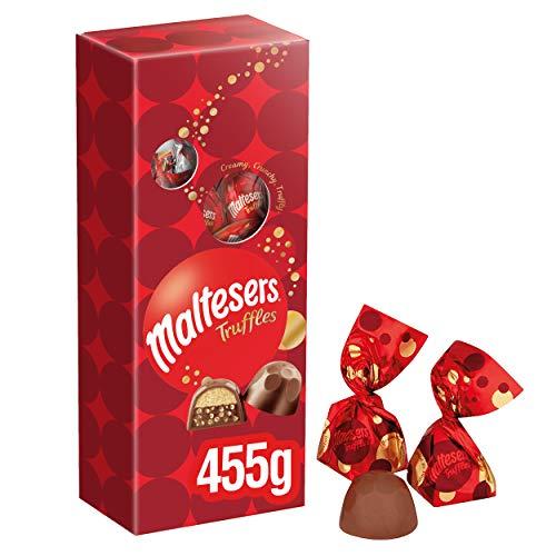 Maltesers Chocolate Truffles, Party Gift Box, 455g