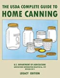 Best Canning Books - The USDA Complete Guide To Home Canning Review