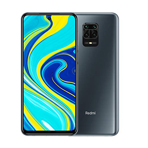 Xiaomi Redmi Note 9S 128 + 6 GB, Grey