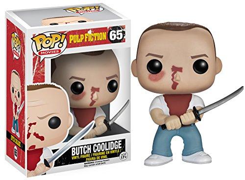 Funko - Pdf00004108 - Pop - Pulp Fiction - Butch Coolidge - Figura Pulp Fiction B. Coolidge (10cm) 2