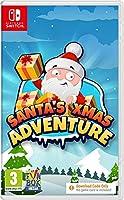 Santa's Xmas Adventure - Code in a Box (Nintendo Switch) (輸入版)