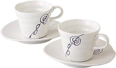 万葉庵 アジアン ペアコーヒーセット 87-3-99