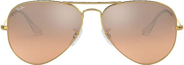 Ray-Ban Rb3025 Classic Gradient Aviator Sunglasses