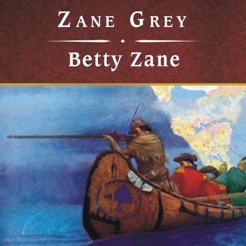 Betty Zane audiobook cover art