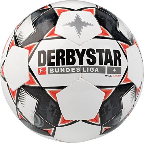 Derbystar Bundesliga Magic S-Light, 5, weiß schwarz rot, 1862500123