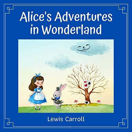 Alice's Adventure's in Wonderland Titelbild