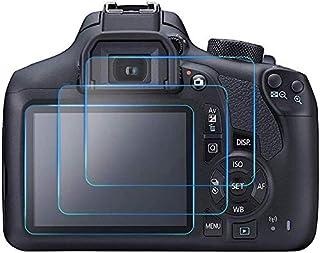 Compatible with Canon Optura XI Digital Camcorder Anti Glare Screen Protector ScreenPatronus Lifetime Replacement Warranty