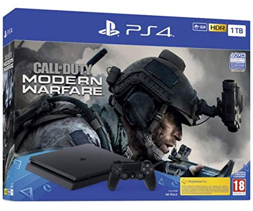 PlayStation 4 Consola de 1TB + Call of Dutty MW 2019 (PS4)