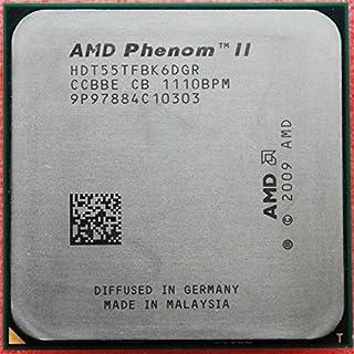 CPUs - AMD Phenom II x6 1055T 2.8GHz 6Core 6MB Socket AM3 HDT55TFBK6DGR 125W