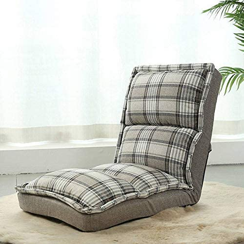Ranking TOP7 MOSU SEAL limited product Folding Floor Chair Lounger Upholster Thicken